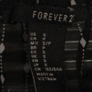 Forever 21 Tops - Sheer Crop Top